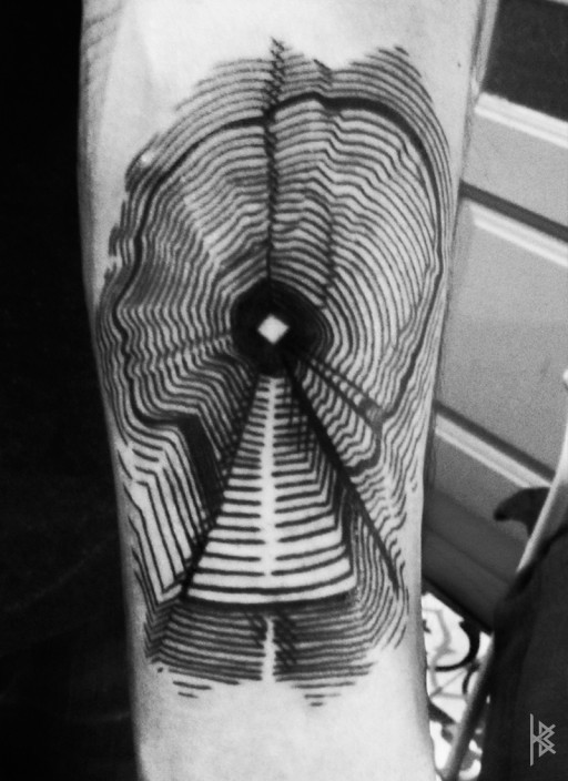 Perception Tattoo