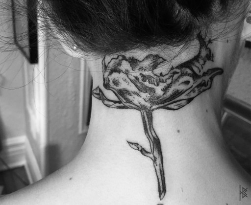 Orchidaceae Tattoo