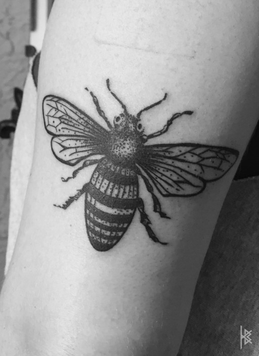 Mel Bee Tattoo