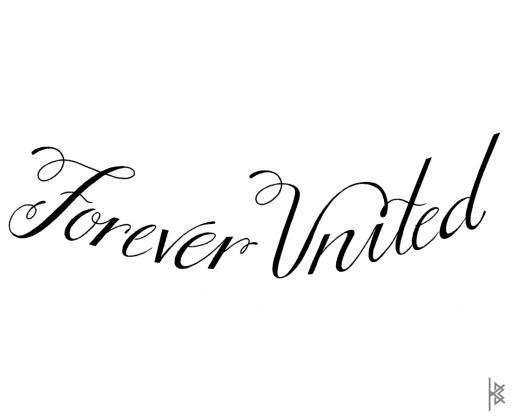 Forever United Illustration