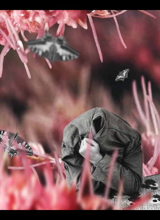 KB. ''Headless'' Digital Image, 8.5''x11''. 2006