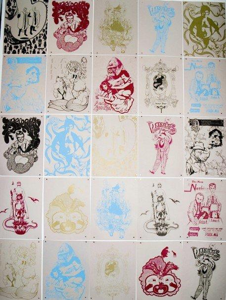 Print Wall