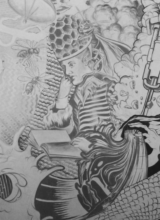 BeeLady Detail