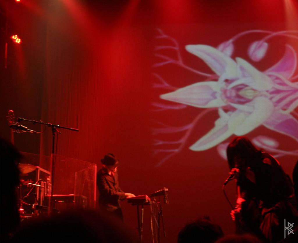 ''Hybrid Visual'', Montreal Jazz Festival, 2007.