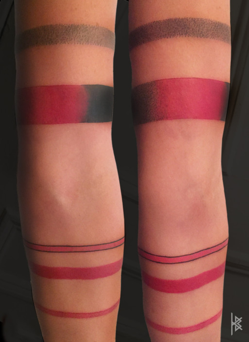 Colored Arm Bands