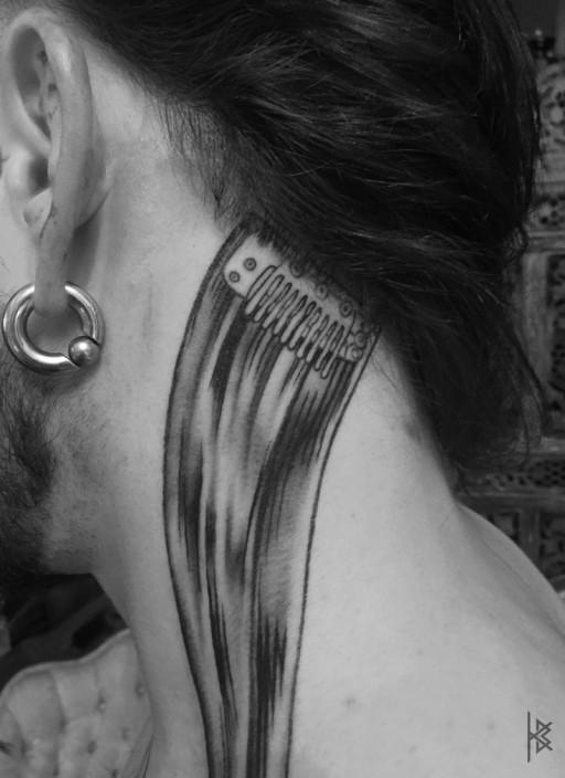 Hair Extension Detail