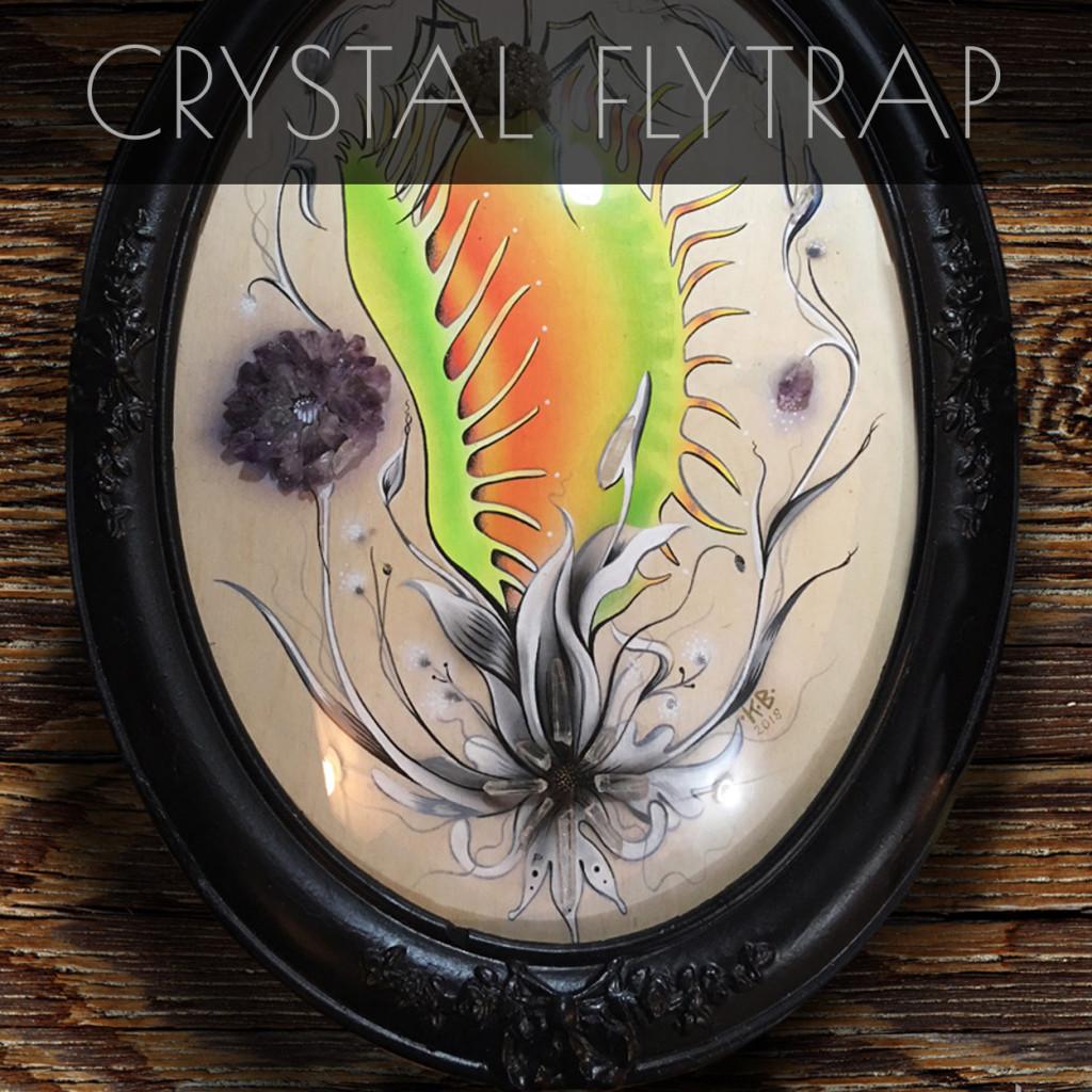 CRYSTAL FLYTRAP